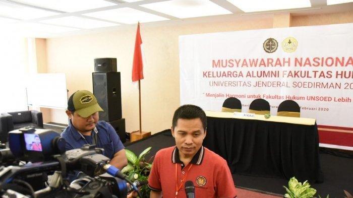 Alumni FH Unsoed Reuni Akbar di Purwokerto, Ini yang Ingin Mereka Capai