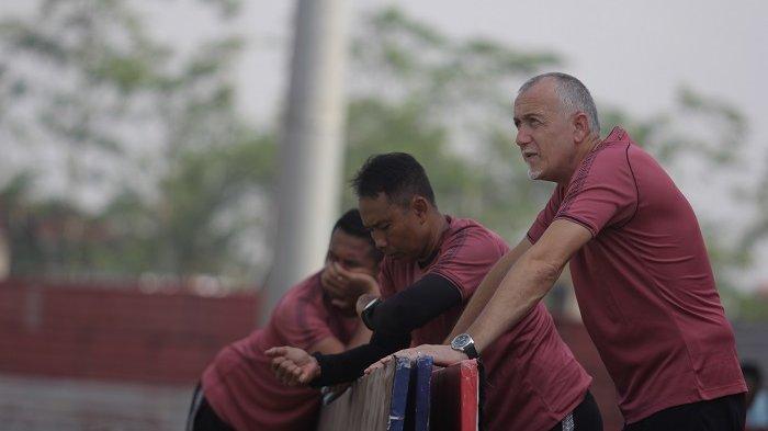 Jelang Liga 1, Dragan Ingin Tambah 2 Pemain. Ini Lini yang Ingin Diperkuat Pelatih PSIS Semarang Itu