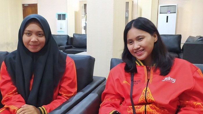 Pamit Bupati, Dua Atlet Sragen Minta Hadiah Jadi PNS saat Pulang dari PON XX Papua Nanti