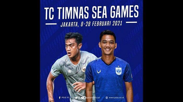 Arhan dan Fantrie Dipanggil TC Timnas U-22 untuk SEA Games, Begini Harapan Pemain PSIS Semarang Itu