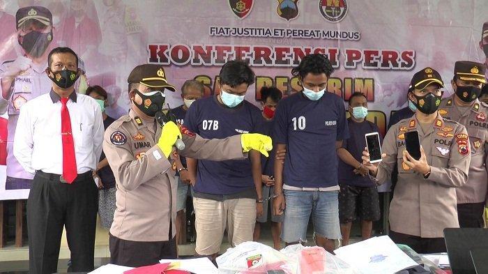 Pura-pura Jadi Polisi, 2 Warga Semarang Gondol HP dan Emas Remaja di Pelabuhan Kaliwungu Kendal