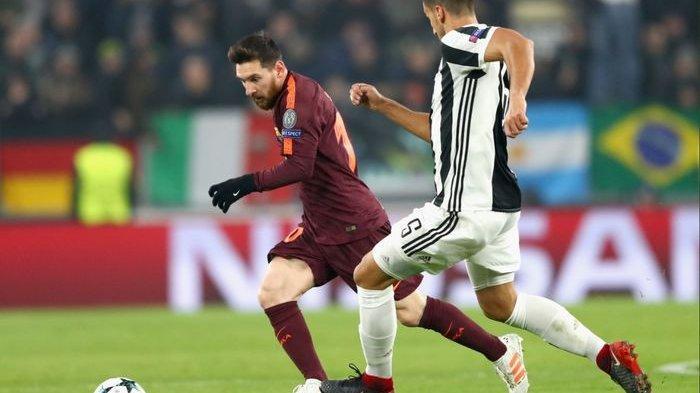 Gagal Bertemu Ronaldo, Duel Juventus Vs Barcelona Jadi Ajang Messi Taklukkan Allianz Stadium