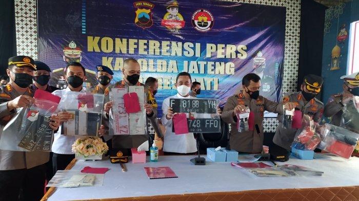 Kapolda Jateng Sebut Ada Oknum Polisi yang Terlibat, Kasus Pengiriman Motor Bodong ke Timor Leste