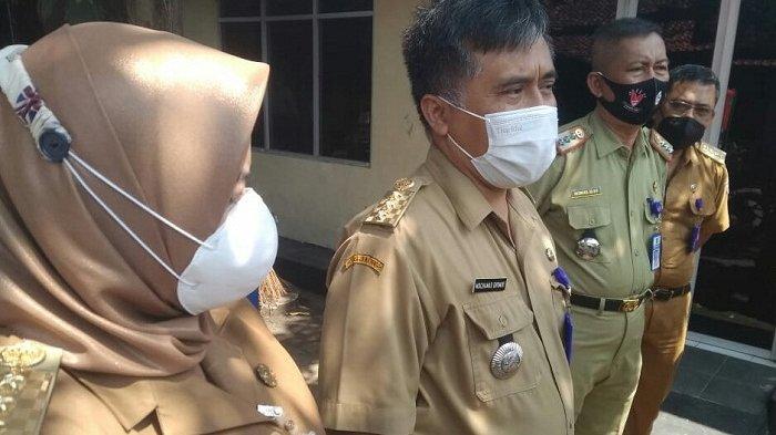 Empat Camat di Kabupaten Tegal Diperiksa Polisi, Berawal dari Foto Viral Tak Pakai Masker
