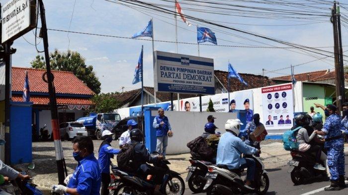 Partai Demokrat Gabung PDIP dan PKB di Pilkada Kabupaten Semarang, Usung Ngesti-Basari