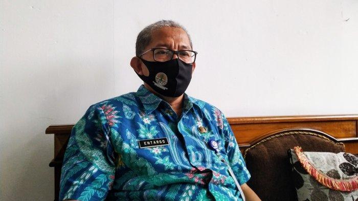 Kepala DPRKPLH Kabupaten Temanggung, Entargo Yutri Wardono.