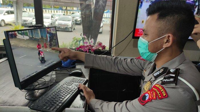Belum Genap Sehari Ada 78 Pelanggaran di Purwokerto, Terekam Kamera ETLE, Mayoritas Tidak Pakai Helm