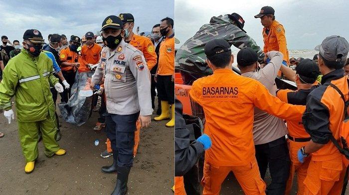 Hilang di Sungai Kalibebeng, Santri Ponpes di Subah Batang Ditemukan Tewas di Pantai Roban