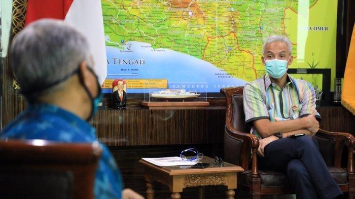 Gubernur Ganjar Pranowo Ancam Seret ke Ranah Hukum, Oknum Pemalsu Data PPDB Jateng