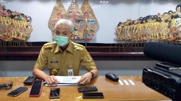 Kasus Covid-19 Beberapa Daerah Masih Meningkat Sepanjang PPKM, Ini Kata Gubernur Ganjar Pranowo