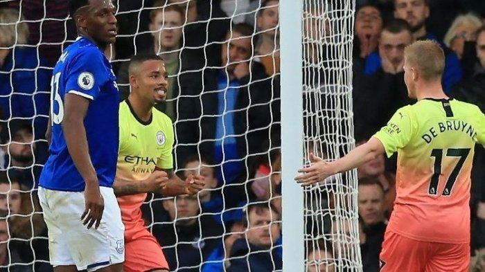 Laga Everton Vs Manchester City Ditunda, The Citizens: Lima Orang Positif Covid-19