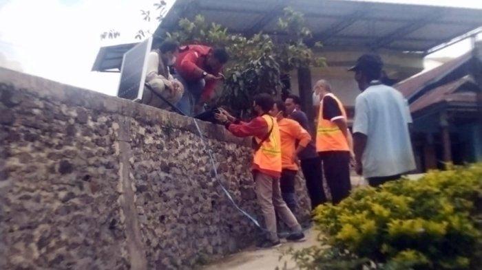 Jatiyoso Karanganyar Sudah Terpasang Tiga EWS, BPBD: Bantuan PSB UNS Surakarta