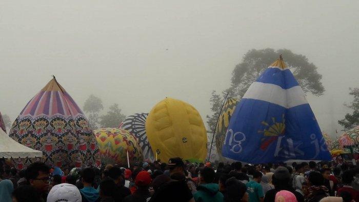 Tak Ingin Halangi Tradisi, Polres Wonosobo Bakal Fasilitasi Penerbangan Balon Udara Lewat Festival