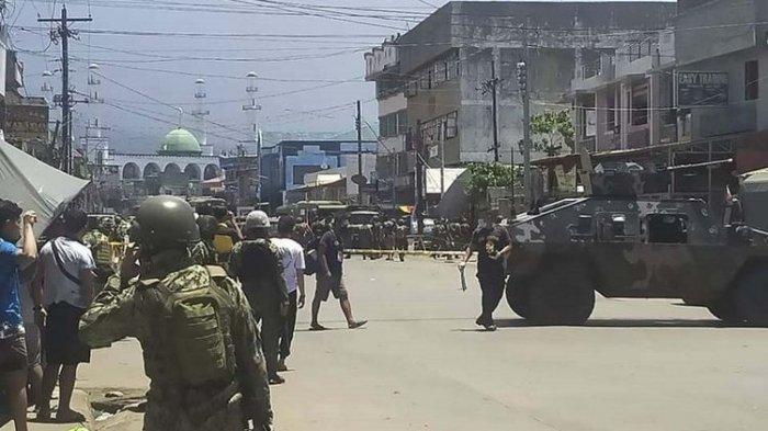 Filipina Diguncang Dua Bom, 11 Orang Termasuk Tentara Tewas