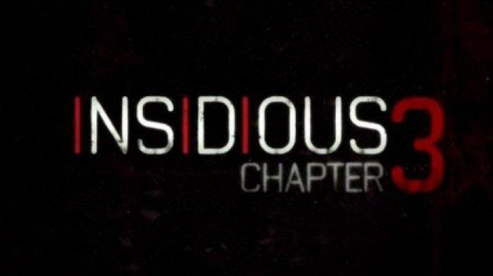 Jadwal Acara TV Hari Ini, Kamis 17 September 2020. Ada Film Horor Insidious Chapter 3 di Trans TV