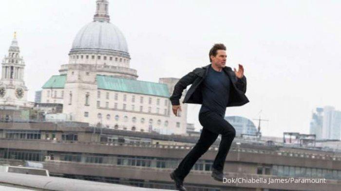 Syuting Film Mission Impossible 7 Mulai Lagi, Ini Buktinya