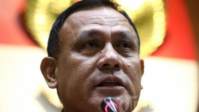 Karena Hal Ini, 75 Pegawai KPK Dibebastugaskan, Sesuai SK yang Ditandatangani Firli Bahuri