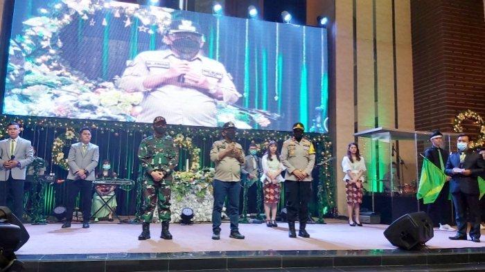 Wakil Wali Kota Tegal Jumadi Ajak Umat Kristen Jadi Relawan Mandiri Covid-19