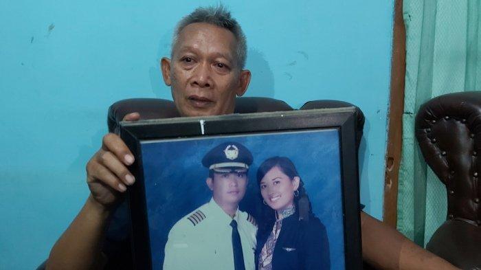 Anak Mantan Kades Srinahan Pekalongan Jadi Korban Laka Sriwijaya Air: Pilot NAM Air, Berangkat Dinas
