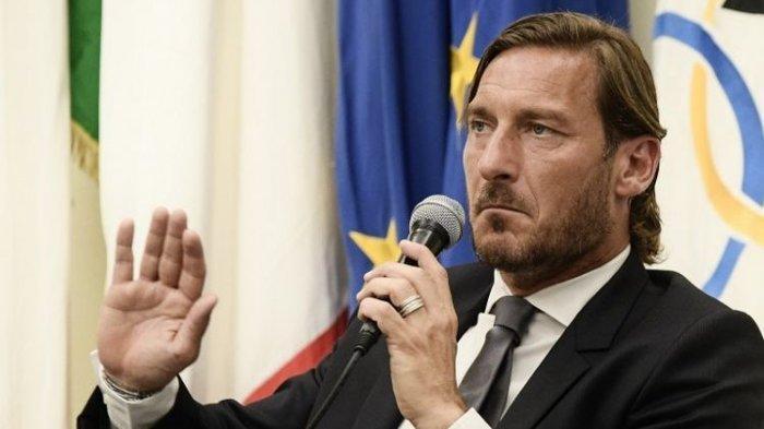Tawaran AS Roma Ditolak Francesco Totti, Alasan Sang Legenda: Tidak Ada Peran yang Cocok