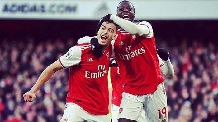 Duo Wonderkid Tampil Cemerlang, Arsenal Hanya Mampu Imbang 1-1 Lawan Sheffield United