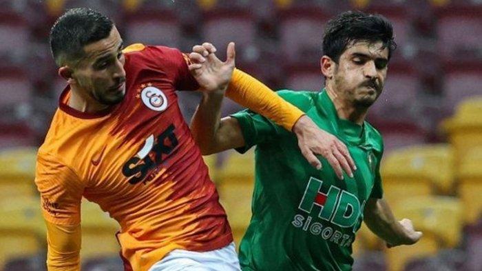 Omar Elabdellaoui Terancam Buta, Pemain Galatasaray Ini Terkena Ledakan Saat Berpesta Kembang Api