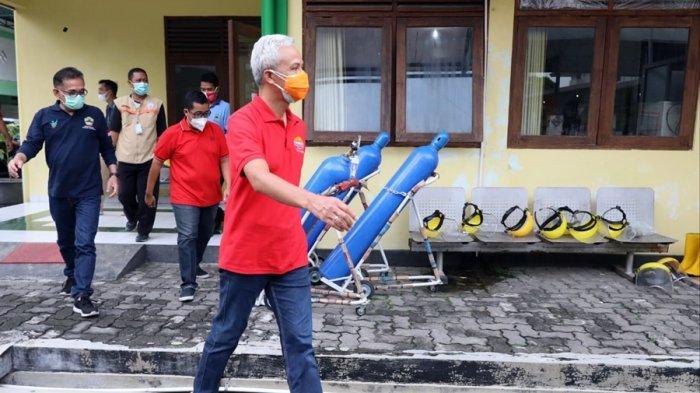 Gubernur Jateng Mewanti Kepala Daerah: Jangan Karena Citra Politik, Tracing dan Testing Berhenti