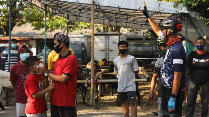 Janji Gubernur Ganjar Pranowo: Saya Tidak Akan Lelah Ingatkan Warga Jateng Pakai Masker