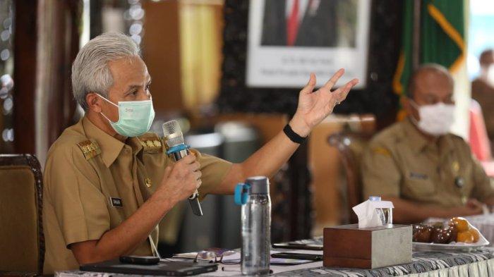 Pasca KPK Tahan Bupati Banjarnegara, Gubernur Ganjar: Jadi Momentum Mereformasi Diri