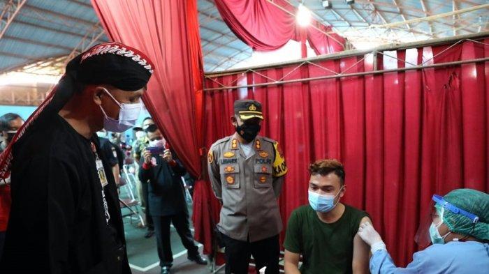 Pesan Gubernur Ganjar di Cilacap: Jangan Kasus Menurun Karena Tesnya, Harus Semua Indikator