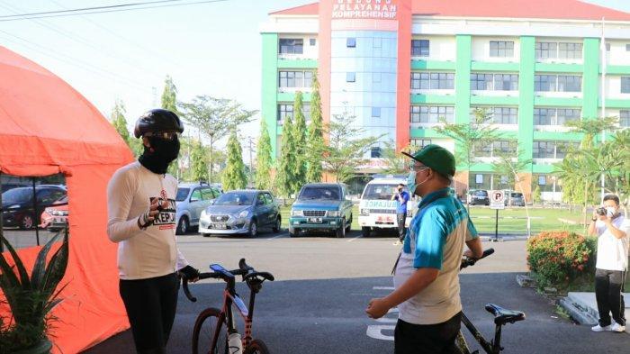 Ganjar Dorong RS Tambah Kamar Isolasi Pasien Covid-19, Semisal Amino Gondohutomo Semarang