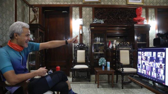 Dengar Curhatan Siswi SD Marsudirini Semarang, Ganjar Bergegas Perintahkan Staf Kirim Beras