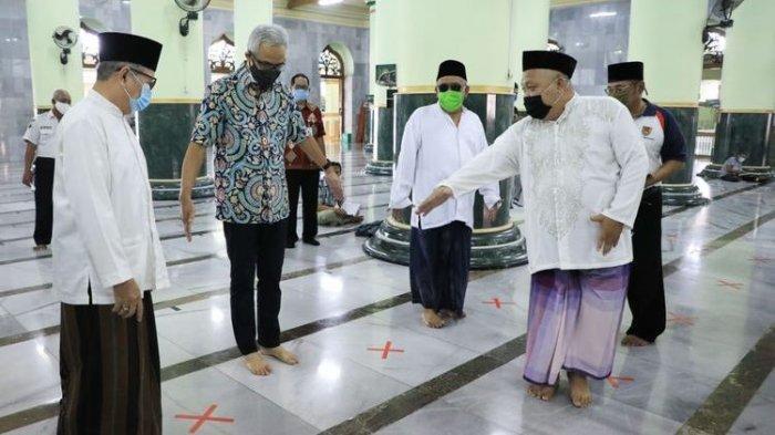 DMI Jawa Tengah: Aturan Beribadah di Masjid Sudah Bisa Diperlonggar, Tapi Syaratnya Ini