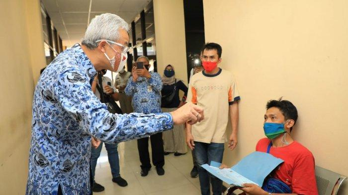 17 Kecamatan di Jateng Belum Miliki SMA Negeri: Ganjar: Kami Mau Uji Coba Sekolah Jarak Jauh