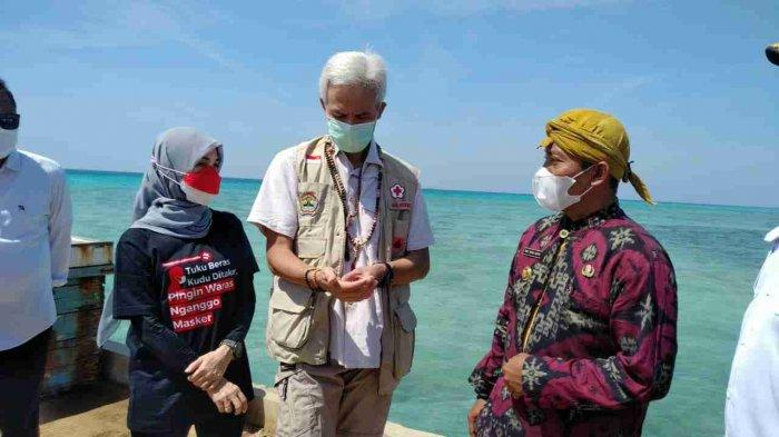 Warga Karimunjawa Butuh Ambulans Laut, Gubernur Ganjar: Nanti Kami Carikan