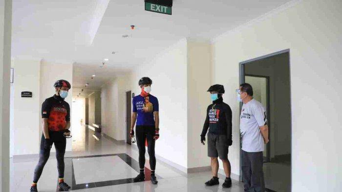 Rusun Milik Kementerian PUPR di Semarang Dipinjam, Ganjar: Saya Sudah Telepon Pak Basuki