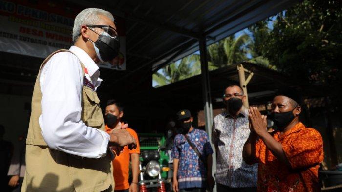 Semua Daerah di Jateng Terapkan PPKM Darurat, Gubernur Ganjar: Masyarakat Tidak Usah Panik