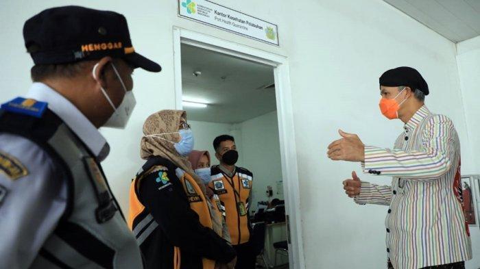 Ganjar Sebut Ada Kesalahan SOP Bandara Ahmad Yani Semarang, Penumpang Positif Covid-19 Lolos Terbang