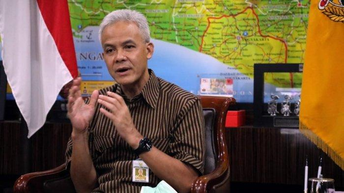 Gubernur Jateng Minta Pola Vaksinasi Lansia Diubah, Begini Maksud dan Tujuan Ganjar