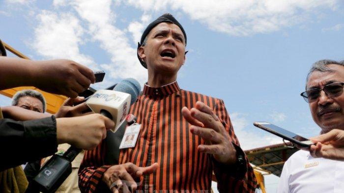 Gubernur Jateng Ganjar Pranowo Usul Gaji ASN Dipotong 50 Persen