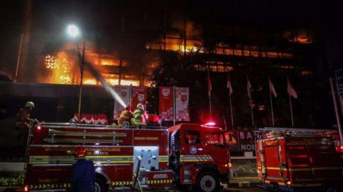 Soal Pemicu Kebakaran, Kejagung Minta Masyarakat Tak Berspekulasi