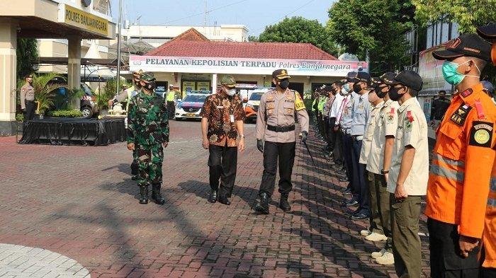 Amankan Idulfitri, Polres Banjarnegara Siapkan 8 Pos Pengamanan