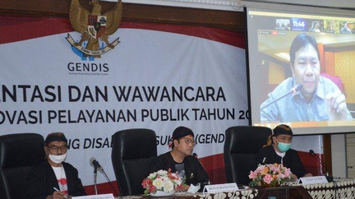 Masuk Top 99 Inovasi Pelayanan Publik Nasional, 'GENDIS' Bantu Penyandang Disabilitas di Banyumas