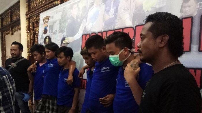 Karena Ulah Geng Motor, Jari Tangan Catur Nyaris Putus, Dibacok Pakai Pedang di Mugassari Semarang