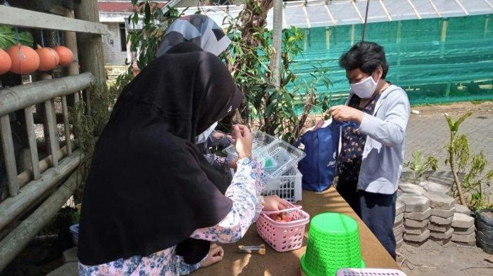 Warga Getasan Semarang Bikin Gerakan Infak Sayur, Berharap Pembangunan Masjid Cepat Selesai