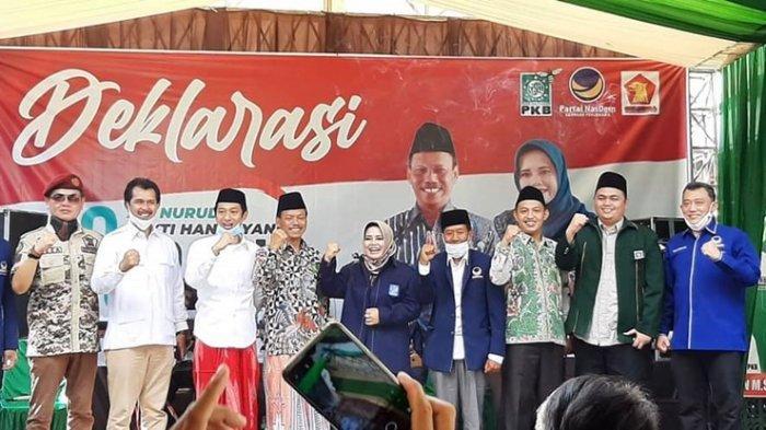 Gerindra Tinggalkan Mirna Annisa, Bersama Nasdem Gabung PKB Usung Ali-Yekti di Pilkada Kendal