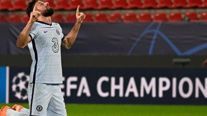 Kontrak Berdurasi Dua Tahun, Giroud Gabung AC Milan Mulai Musim Ini