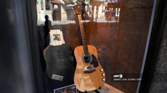 Chord Kunci Gitar dan Lirik Lagu Iksan Skuter Berjudul Bingung