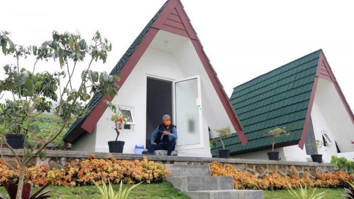 Glamping Linggarjati Magelang, Wisata Camping di Lereng Gunung Sumbing, Ganjar: Ini Eksotis Banget