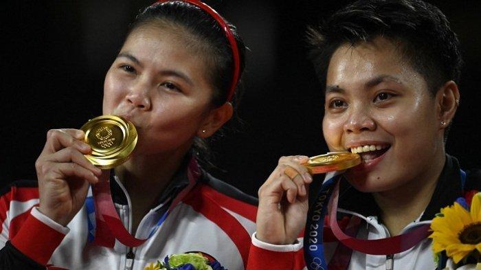 Apresiasi Atlet Indonesia Berprestasi di Olimpiade Tokyo 2020, Pegadaian Siapkan Hadiah Emas 3 Kg